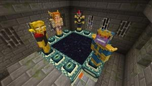 minecraft egyptian god skin