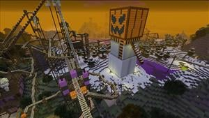 Minecraft Launches Halloween DLC to Consoles
