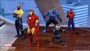 Marvel Heroes Omega Has Shut Down