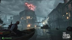 EGX Rezzed 2018: The Sinking City Has Many Mysteries