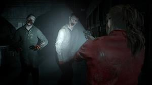 Resident Evil 2 Release Paid DLC Unlocking All In-Game
