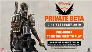 The Division 2 Beta Advice: Restart the Game Every Two to