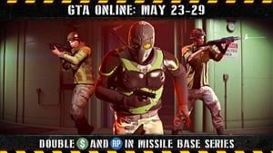 GTA Online Adds New Missile Base Series and Much More