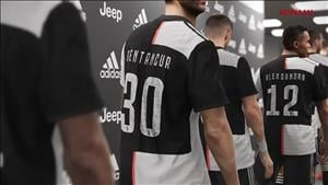 Konami Secures Exclusive Rights to Juventus for PES 2020