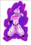 Villainous Kid Buu