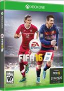 FIFA 16 cover for Canada
