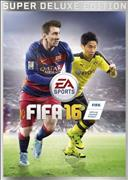 FIFA 16 cover for Japan