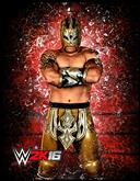 Kalisto confirmed for WWE 2K16
