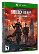 Sherlock Holmes: The Devil's Daughter box art