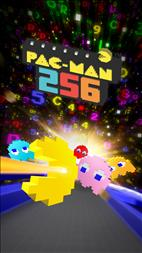 Pac-Man 256 art