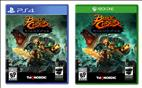 Battle Chasers Packshots
