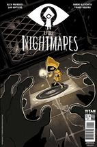 Little Nightmares comic