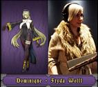 Voice of Dominique in Bloodstained: Ritual of the Night