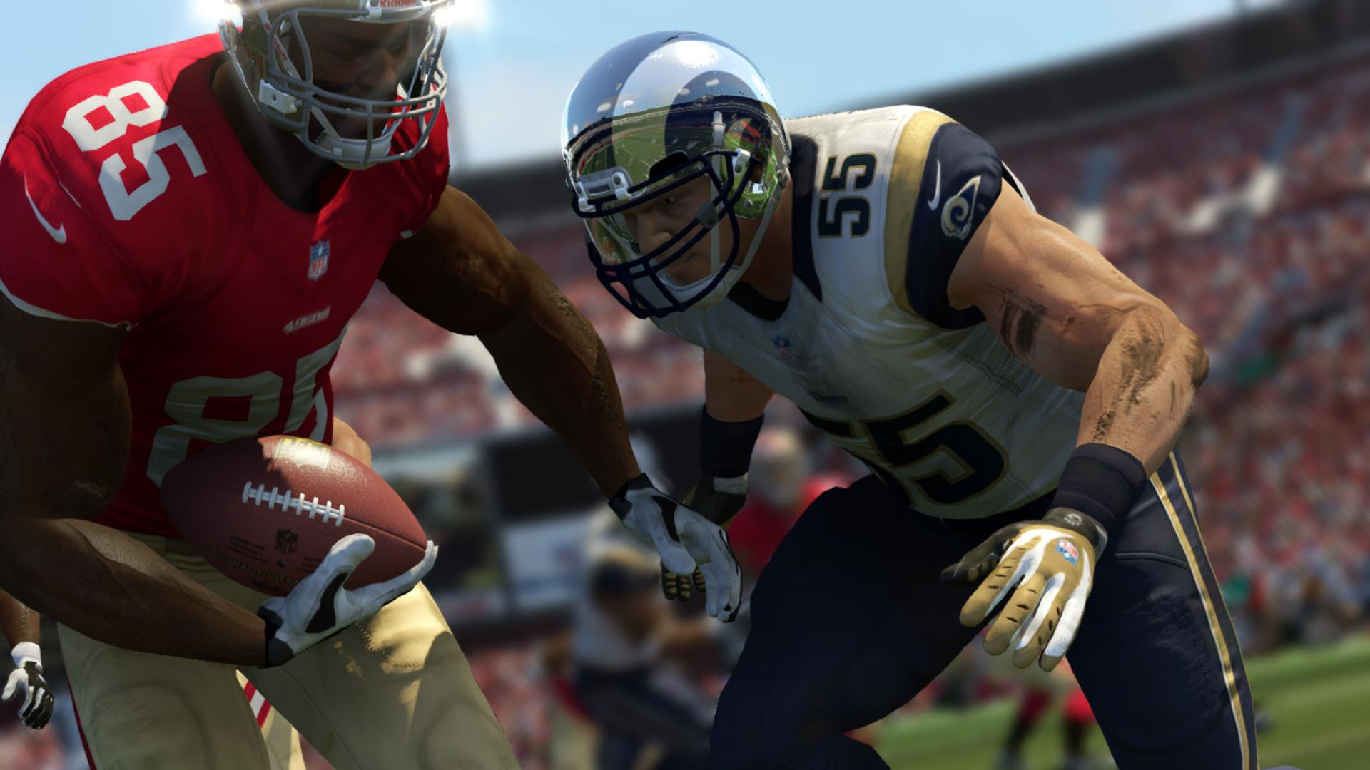 James Laurinaitis Legacy Award in Madden NFL 25