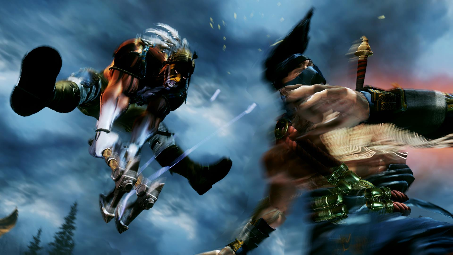 Stylish Thunder in Killer Instinct
