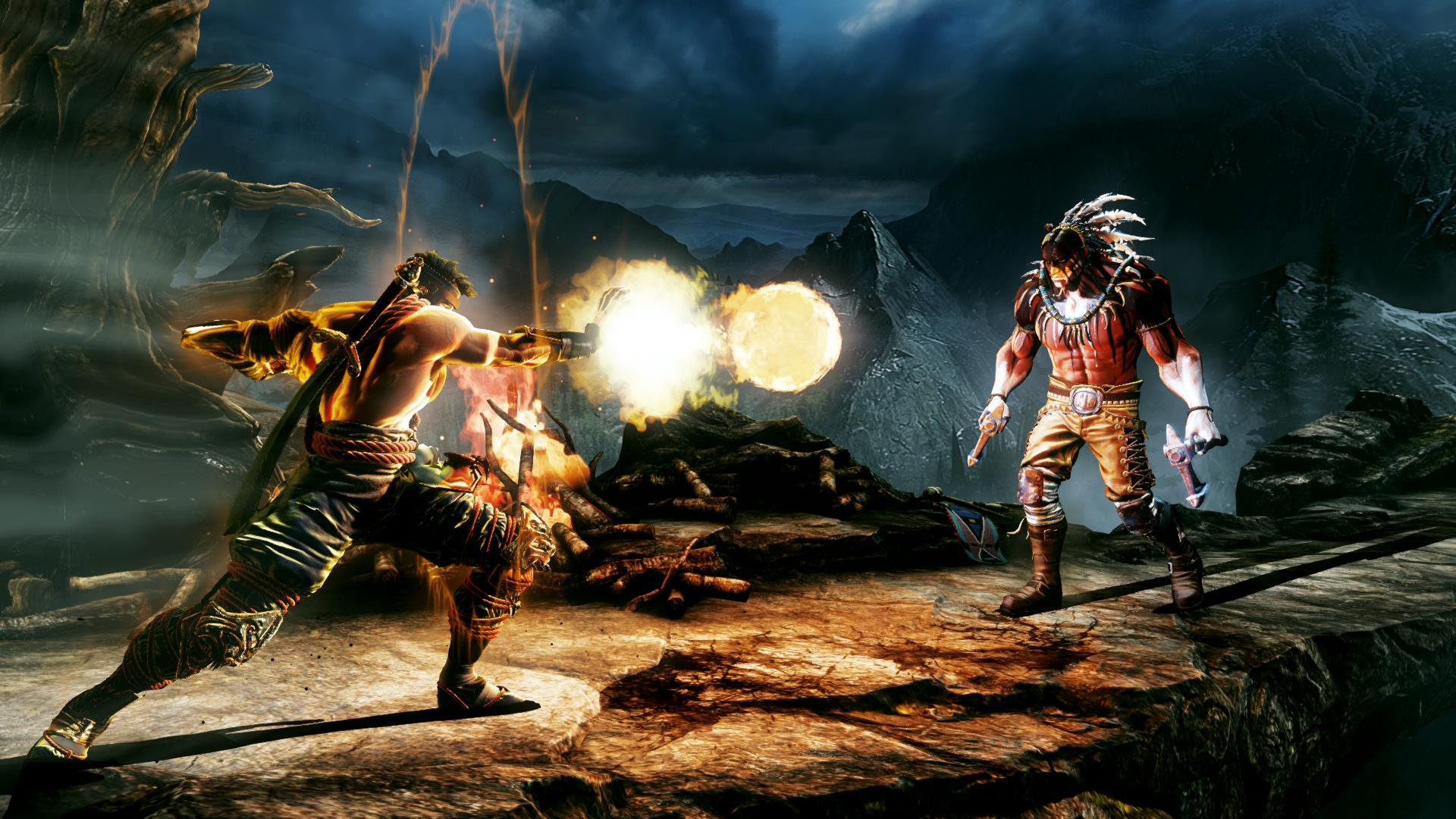 Competitive Jago in Killer Instinct