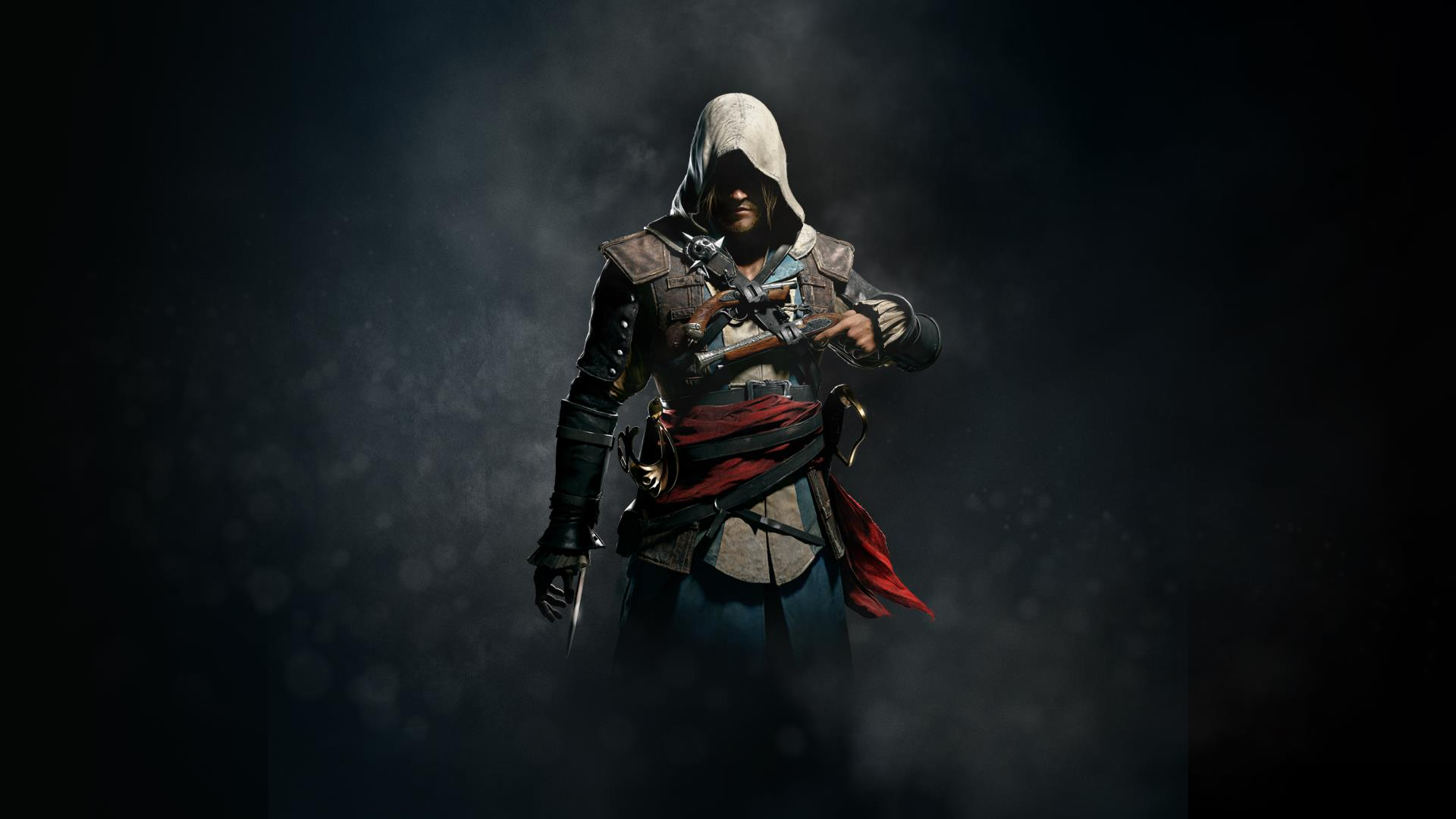 Lab Technician in Assassin's Creed IV: Black Flag