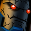 Darkseid on the Moon in LEGO Batman 3: Beyond Gotham