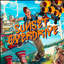 Solo Challenge: Scab Badge King in Sunset Overdrive