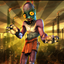 Speed of the Mudomo in Oddworld: New 'n' Tasty