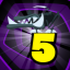 Hunter Hunted in Schrödinger's Cat and the Raiders of the Lost Quark