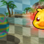 Egg Hunter in Beach Buggy Racing