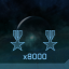 Medal Master Chief in Halo: The Master Chief Collection