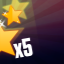 3-star Performances in Just Dance 2014