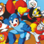 Rock and Roll in Mega Man Legacy Collection