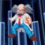 Dr. Wily Forever in Mega Man Legacy Collection