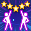 The Dynamic Duo in Just Dance 2016 (Xbox 360)