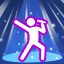 Star Struck in Just Dance 2016 (Xbox 360)