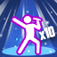 Star Chaser in Just Dance 2016 (Xbox 360)