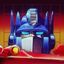 Platinum in Transformers: Devastation (Xbox 360)