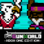 8-Bit Curious in GunWorld: Xbox One Edition