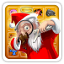 Honorable Santa in Doodle God Blitz (Win 8)