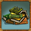 Bibliophile in The Book of Unwritten Tales 2 (Xbox 360)