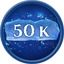 50,000 Point Game in Frozen Free Fall: Snowball Fight (Xbox 360)