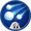 Snowball Dodge in Frozen Free Fall: Snowball Fight (Xbox 360)