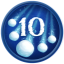Throw 10 Snowballs in Frozen Free Fall: Snowball Fight