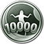 10,000! in Just Dance: Disney Party 2 (Xbox 360)