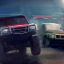 North America Time Trial in Rock 'N Racing Off Road DX