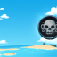Jolly roger master in Monkey Pirates