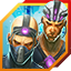 ISO-8 Brotherhood in Marvel Puzzle Quest: Dark Reign (Xbox 360)
