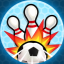 Lucky Strike in Super Party Sports: Football