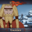 Thrasher in The Banner Saga