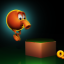 Almost there! in Q*bert REBOOTED: The XBOX One @!#?@! Edition