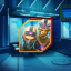 ISO-8 Brotherhood in Marvel Puzzle Quest: Dark Reign