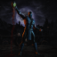 Throwback in Mortal Kombat X