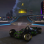 Ghost Buster in Trackmania Turbo